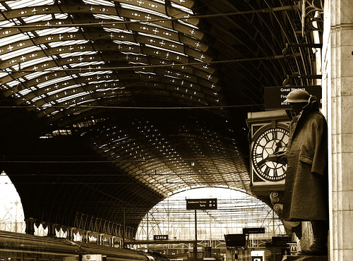 London - Estación de Paddington