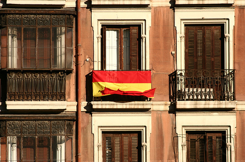 Madrid - Balcones