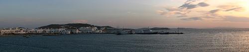 Mykonos - Puerto