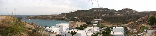 Mykonos - Playa Super Paradise