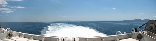Mykonos - Ferry