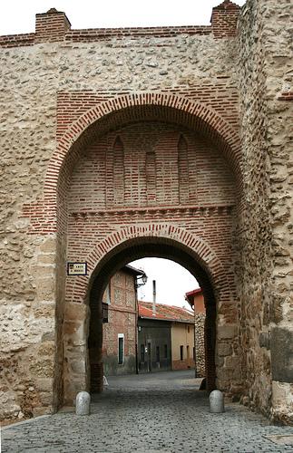 Olmedo - Arco de San Miguel