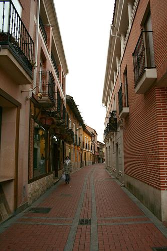 Olmedo - Calle Gamazo