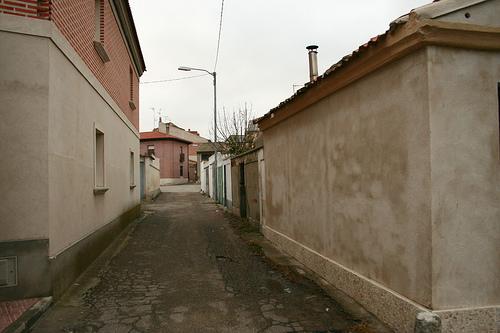 Olmedo - Callejón