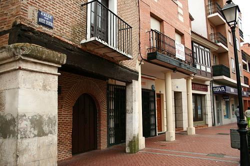 Olmedo - Calle Marcos Salgueiro