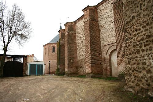 Olmedo - Iglesia