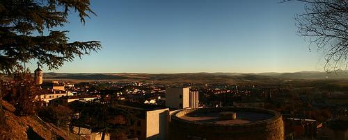 Ávila - Campo