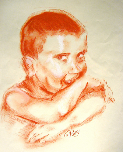 Dibujo - Adam