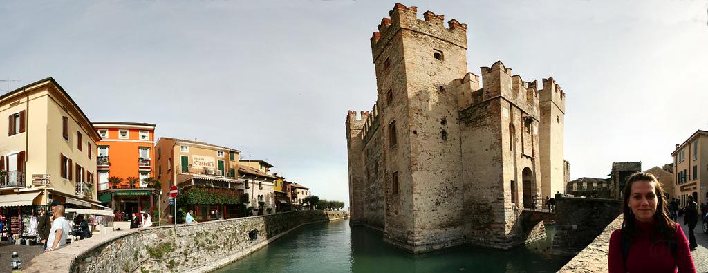 Sirmione - Castillo Scaligero