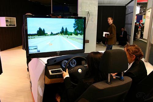 electronica 2008 - Simulador