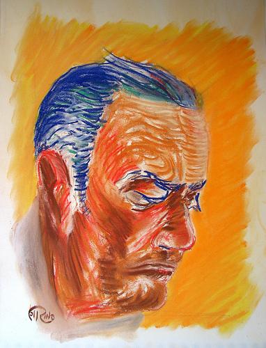 Dibujo - Abuelo