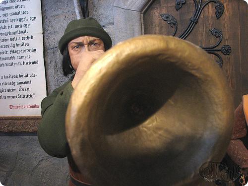 Visegrád - Trompetero