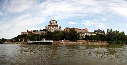 Danubio - Basílica de Esztergom