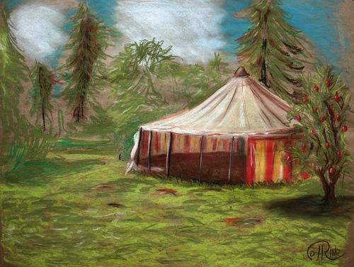 DIbujo - Circo