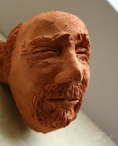 Escultura - Tsantsa 2
