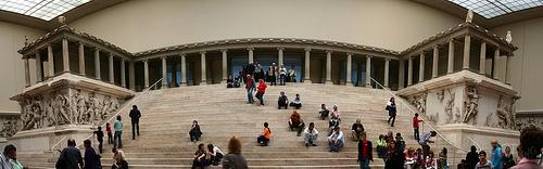 Berlín - Altar de Pérgamo