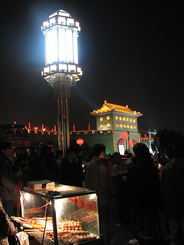 Xian - Puerta sur