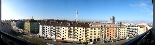 München - Olympia una mañana de domingo