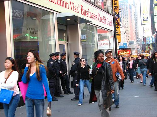 New York - Policía