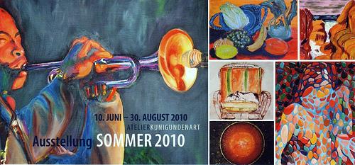 Exposición Sommer 2010