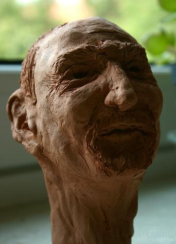Escultura - Tsantsa 5