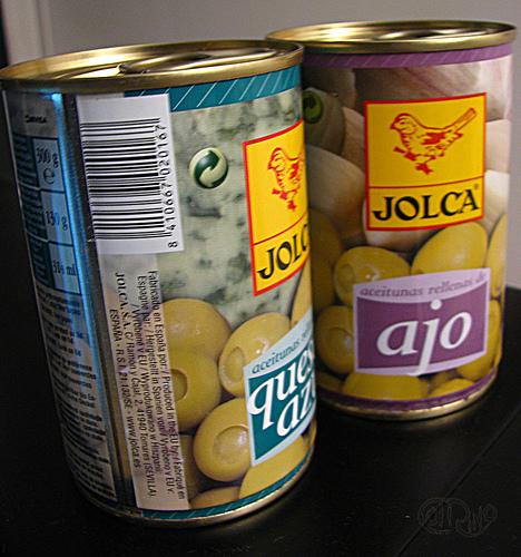 Aceitunas Jolca