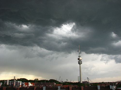 München - Antes de la tormenta