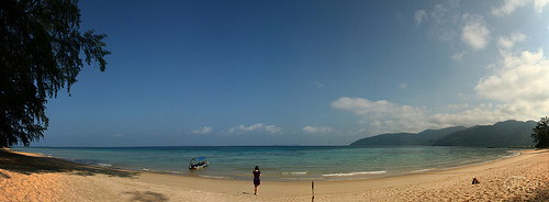 Tioman - Playa