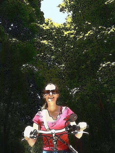 München - Las bicicletas son para el verano