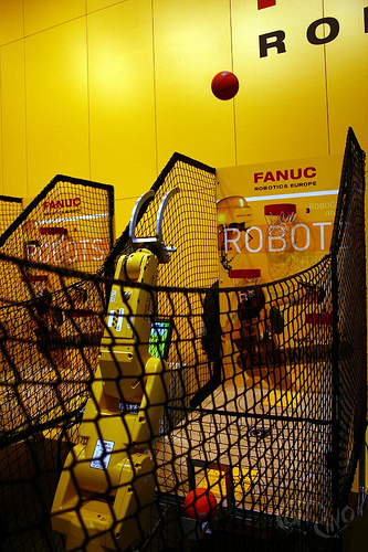 Automatica 2012 - Robojordan