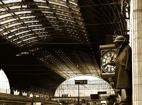 London - Estación de Paddington