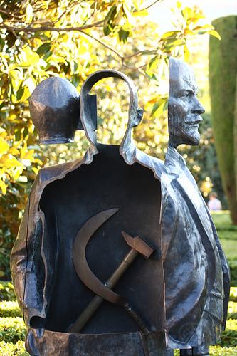 Madrid - Lenin y su corazón comunista