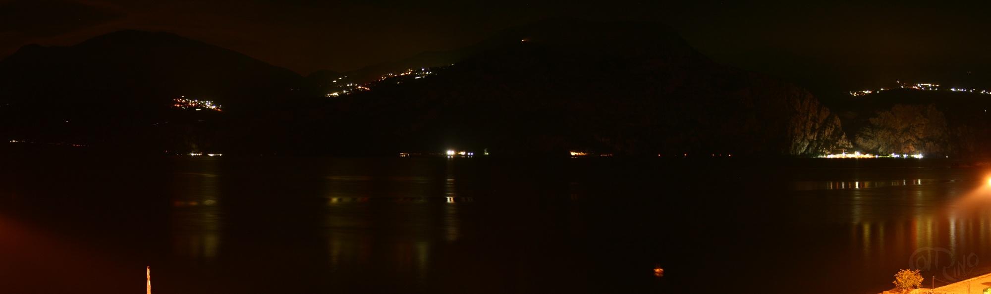 Brenzone - Lago di Garda nocturno