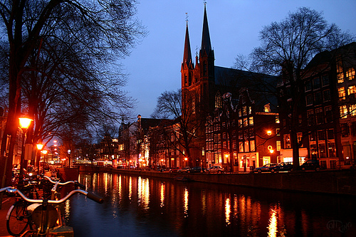 Amsterdam - De Krijtberg