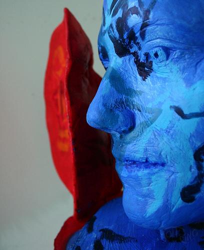 Escultura - Encarados