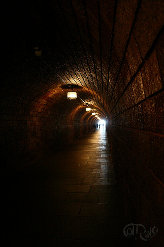 Kehlstein - Túnel bajo la montaña