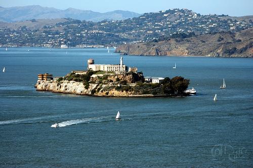 San Francisco - Isla de los Alcatraces