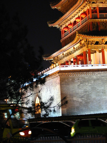 Xian - Torre de la Campana