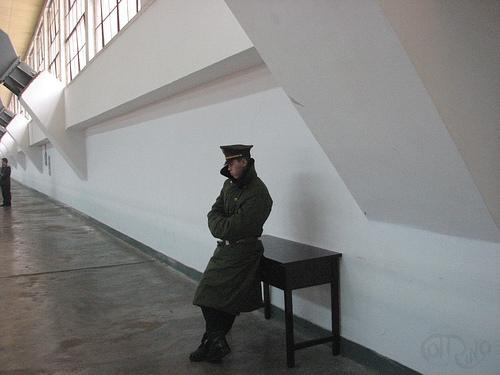 Xian - Guardia durmiente