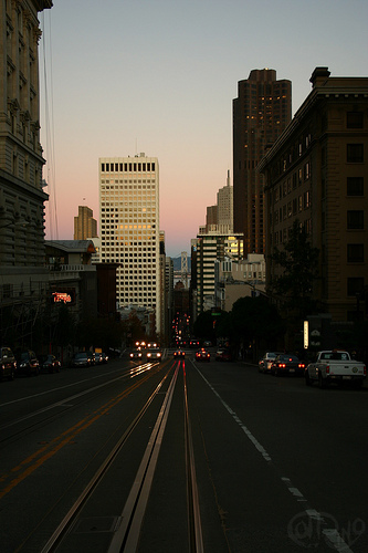 San Francisco, CA - California Street