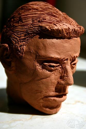Escultura - Tsantsa 4