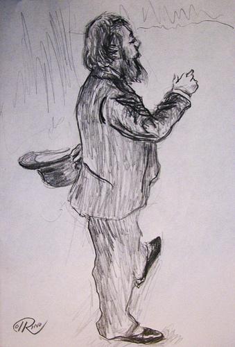 Degas - Carlo Pellegrini