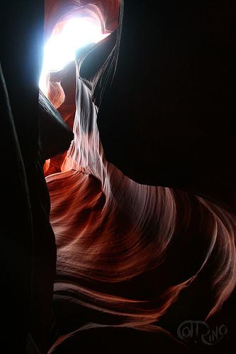 Antelope Canyon - Tragaluz