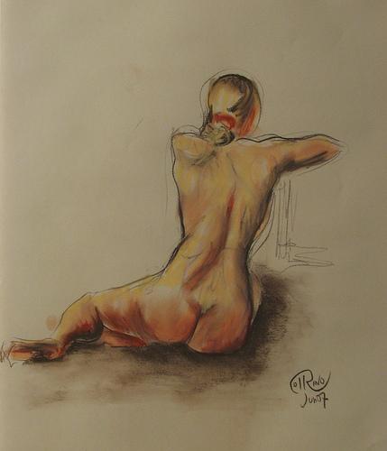 Dibujo - Espalda